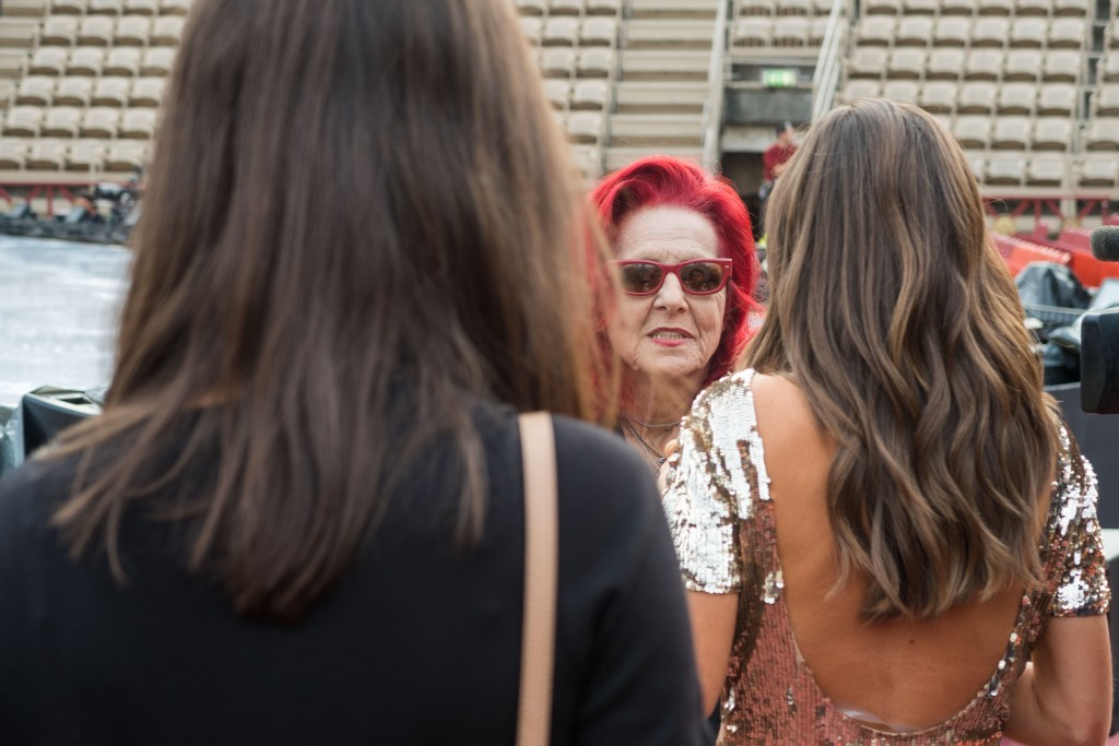 Patricia Field interview