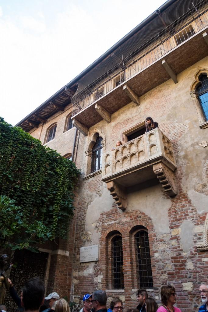 Verona Balkon Julia