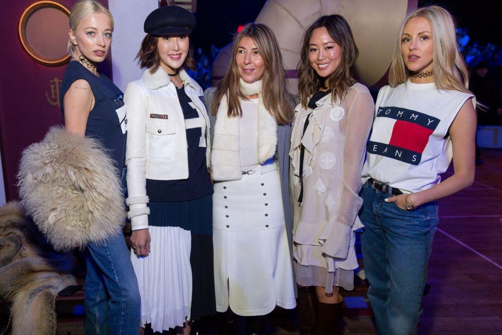 webinstance_Caroline Vreeland, Chriselle Lim, Nina Garcia, Aimee Song, Shea Marie